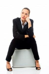 depressedwoman 199x300 Mycose Vulvaire   Symptômes Et Traitements